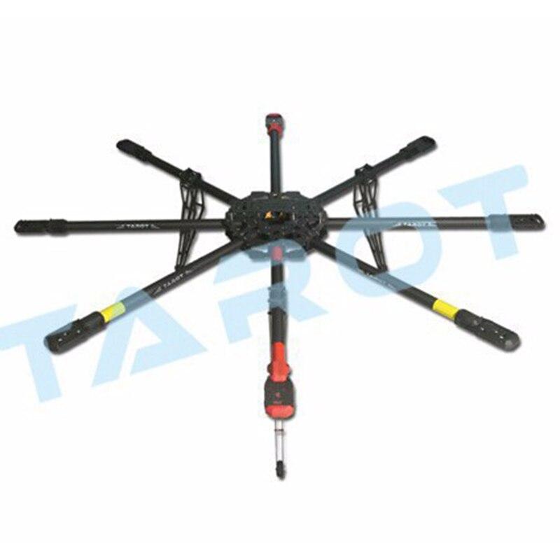 Таро ЖЕЛЕЗНЫЙ ЧЕЛОВЕК 1000 S TL100C01 беспилотный самолет 8 оси стойки рамки комплект для рама для квадрокоптера Drone Дрон DIY