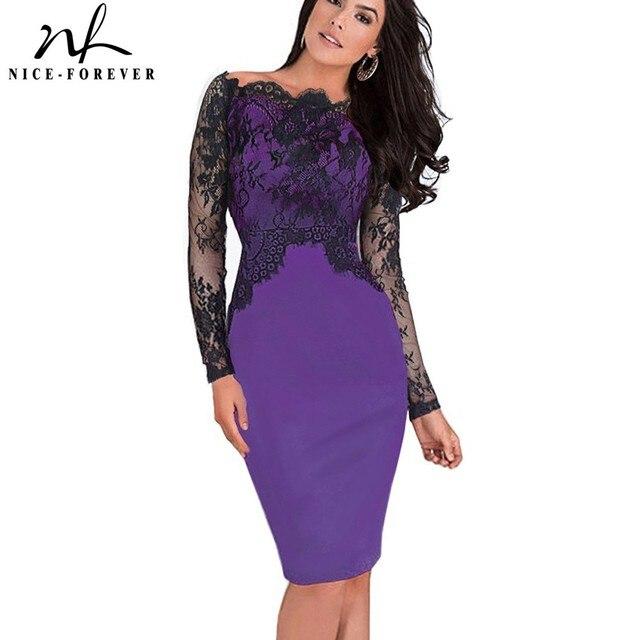 Lace top dress f&f