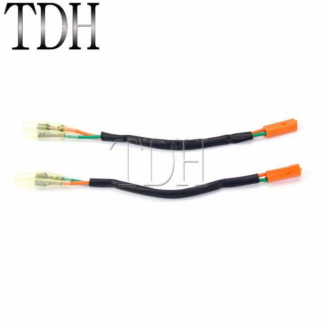 US $2.99 |4PCS OEM Turn Signal Wiring Harness Connectors Adapter Plug on