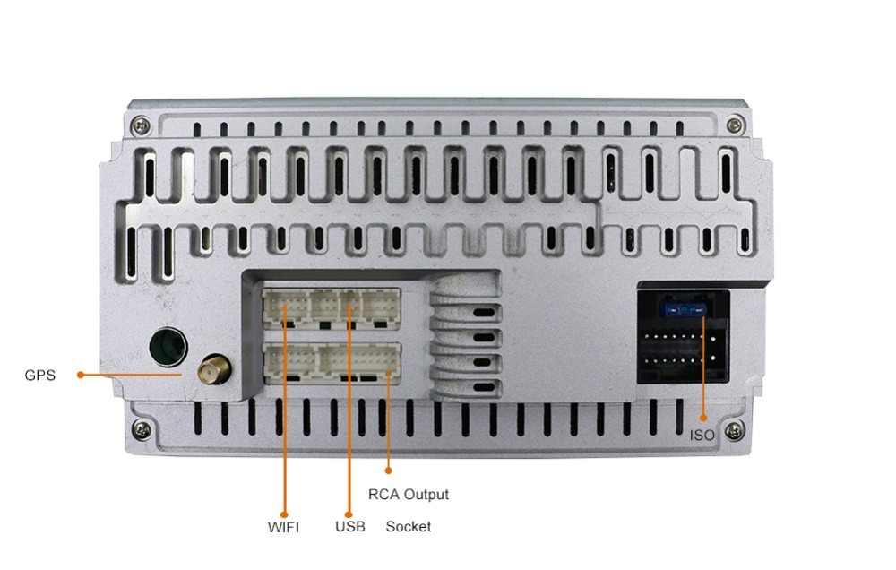 64 グラム 2 din カーラジオ gps android のカーステレオカセットプレーヤーレコーダーラジオチューナー GPS ナビゲーション RDS サポート 3 グラム/4 グラムテレビボックス DAB OBD