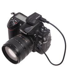 Receptor GPS Unite Geotag reemplazar GP-1 para Nikon D800 D800E D610 D600 D7200 D700 D90 D7100 D5200 D3200 D4