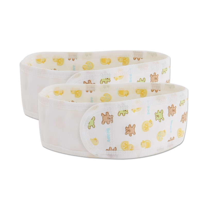 Baby Diaper Fixed Nappy Belt Cotton Cloth Diapers Buttons Adjustable Size Soft Velcro Broadside Elastic Umbilical Protection