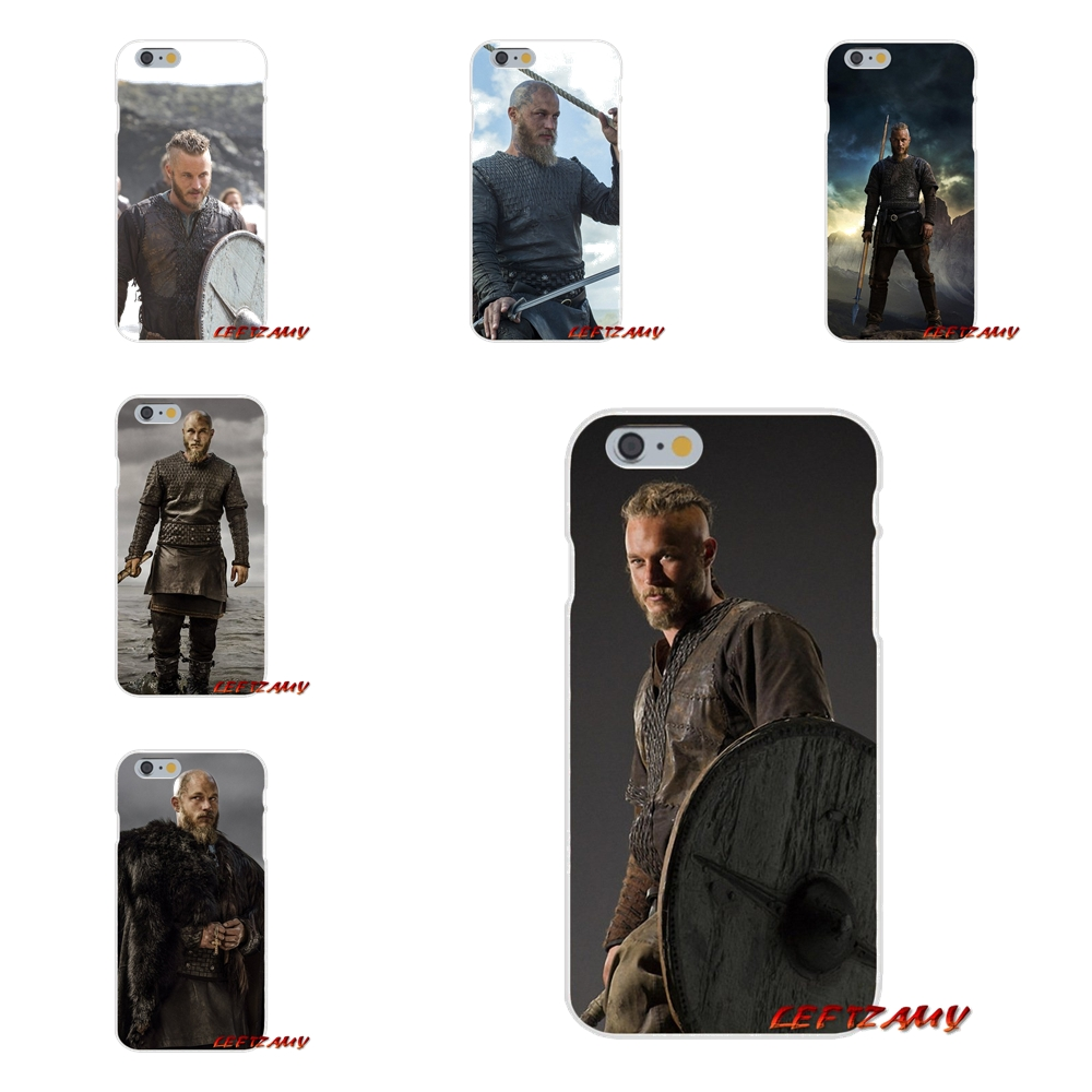 For HTC One M7 M8 A9 M9 E9 Plus U11 Desire 630 530 626 628 816 820 ragnar lothbrok vikin ...
