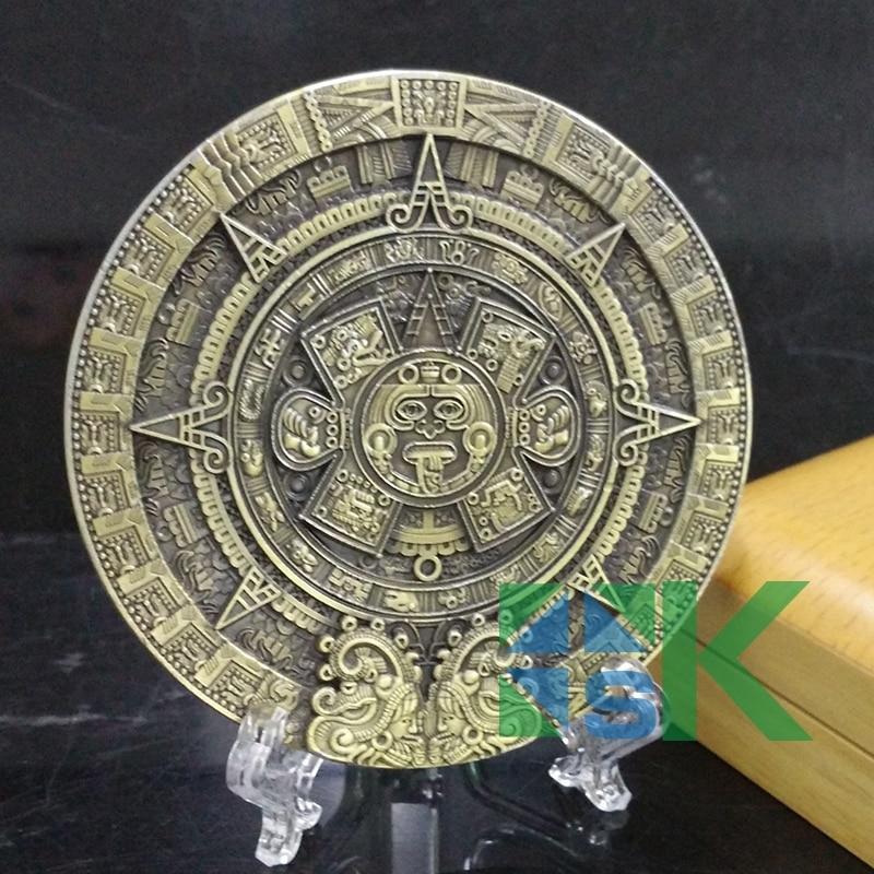 1 дана 80 * 10мм мая күнтізбесі Мая көне - Үйдің декоры - фото 3
