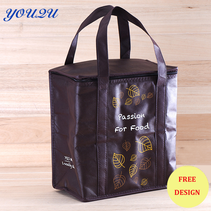 Thermal lunch bags Cooler bags picnic bags thermal lunch bag ESCROW accept