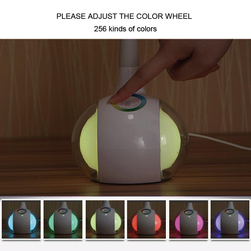 34 yataqlı Touch Switch LED çevik masa masası lampası 3 - Daxili işıqlandırma - Fotoqrafiya 4