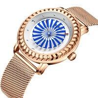 Moda męskie zegarki na rękę ze stali nierdzewnej siatki pas zegary kwarcowe męskie BIDEN marka kobiet zegarki kwarcowe zegarki na rękę wodoodporna w Zegarki kwarcowe od Zegarki na