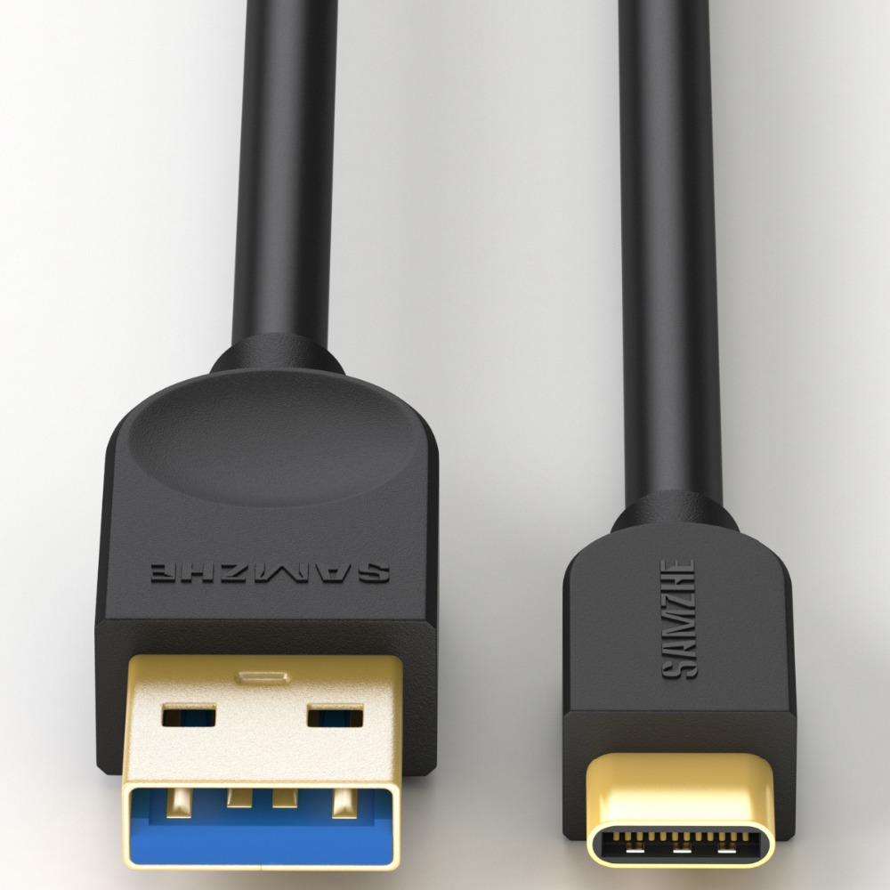Image 5 - SAMZHE 5Gbps USB 3.0 Cable A Male to Type C Male Cable Charger for Xiaomi Nexus Phones Oneplus 2 Macbook Data USB Cable-in Data Cables from Consumer Electronics