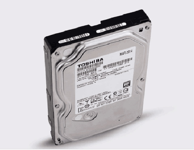 "Toshiba 500GB 1TB HDD HD Hard Drive 3.5"" Internal Hard Drive DT01ACA050 SATA 3.0 7200RPM 32MB Cache HDD for Desktop PC 3"