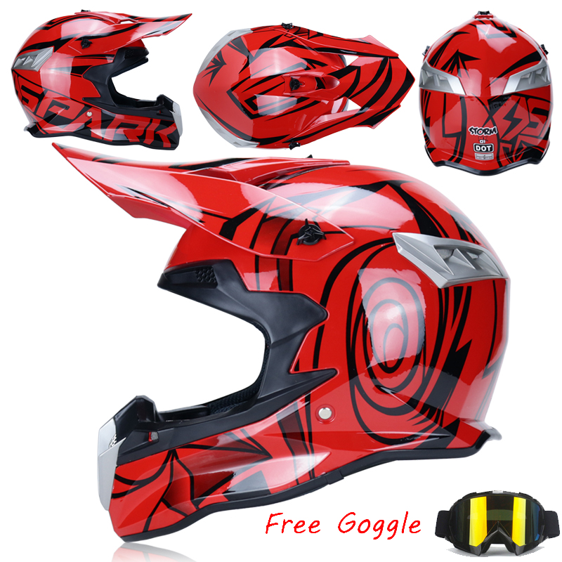 DOT Approved capacetes motocross helmet professional off road helmet Mens motorcycle helmets Dirt Bike Rally racing cascoDOT Approved capacetes motocross helmet professional off road helmet Mens motorcycle helmets Dirt Bike Rally racing casco