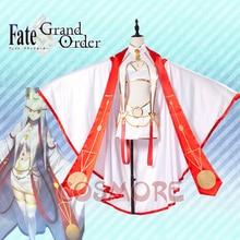 Dress of Heaven!Fate/Zero grand order Irisviel von Einzbern Cosplay Costume Dress Uniform Customize Halloween costume for women