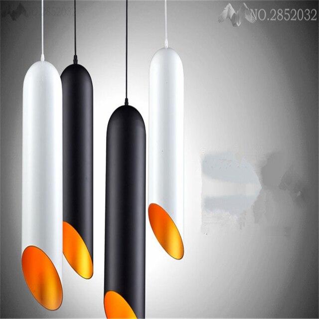 Einzigen Kopf Pendelleuchte Lichter Kche Insel Esszimmer Wohnzimmer Shop Dekoration Zylinder Rohr Pendelleuchten Licht