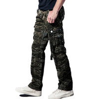 2017 Summer Camouflage Tactical Pants War Game Cargo Pants Mens Pants Trousers Army Military Pants Overalls