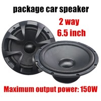 Auto Door Component Speakers A Apair 6 5 Inch Car Package Speaker Car Stereo Audio Speaker