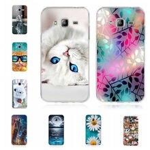 Bag For Samsung Galaxy J3 2015 2016 Case J300F J310F J320F Cover Soft Silicone Fundas Coque For Samsung J3 2015 2016 Phone Cases