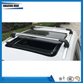Hohe qualität 2 PCS Aluminium legierung dach rack schiene kreuz bar fit für Cross 2014 Gepäck Träger