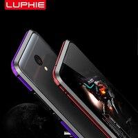 Original LUPHIE Phone Cases For Meizu M5 Note Luxury Slim Metal Aluminum Hard Armor Bumper Case