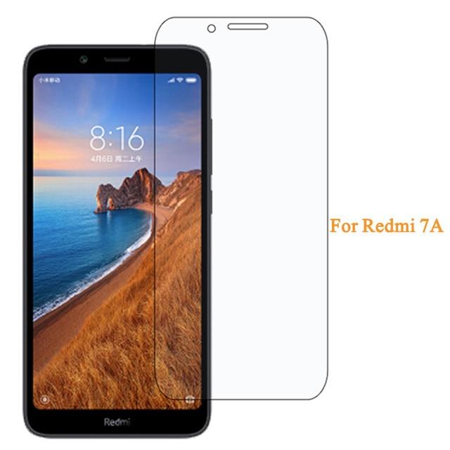 Cam Xiaomi redmi 7A 7 a Koruyucu Cam Ekran Koruyucu Temperli Cam Xiaomi redmi 7a redmi 7 a redmi 7a 5.45 inç 9H