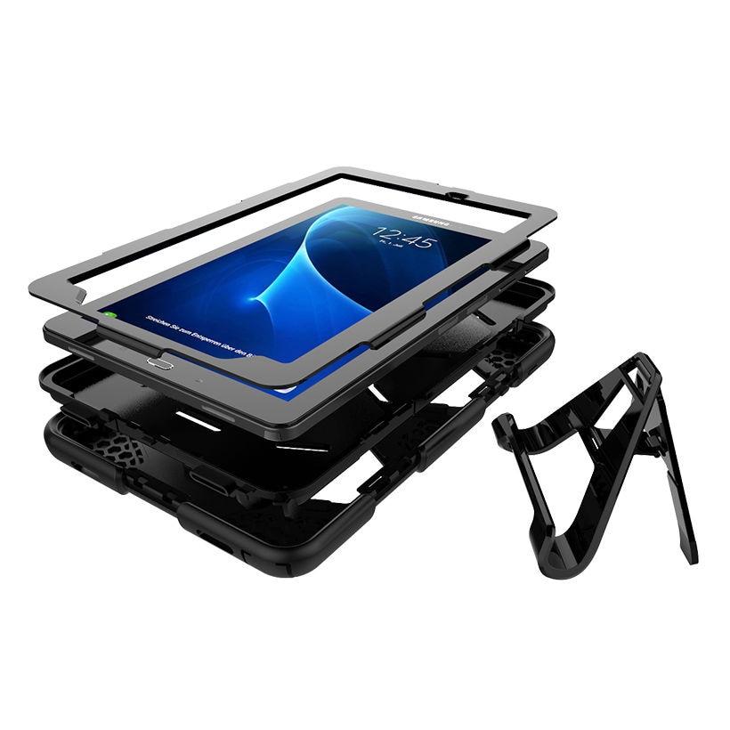 Armor Kickstand Funda para Samsung Galaxy Tab A A6 10.1 P580 P585 - Accesorios para tablets - foto 5