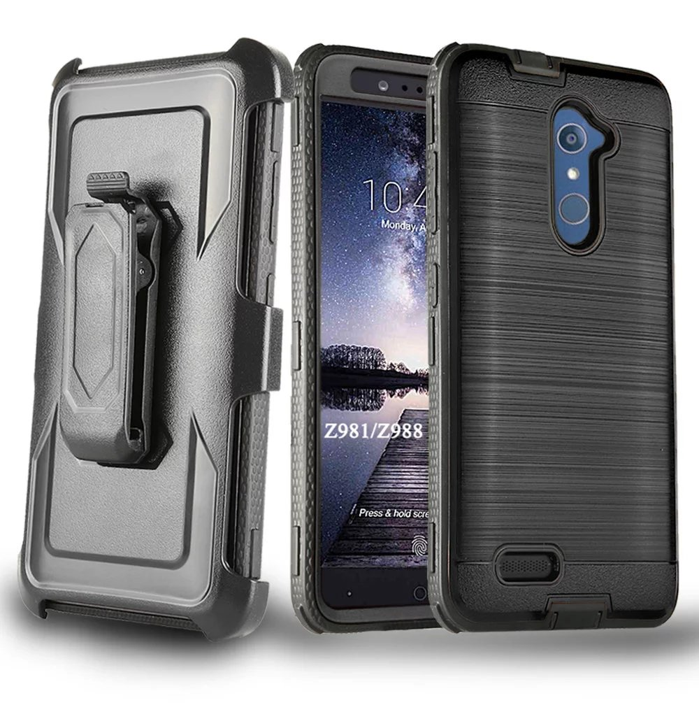 Phone Case For ZTE Grand X Max 2 Z988 Z Max Pro Z981 Imperial Max Z963U