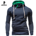 2016 Brand Fashion Mens Hooded,Long Sleeve  Pullover Hoodies Mens Clothes Solid Men Hooded Sweatshirt XXL 589589