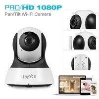 SANNCE Smart Wireless 1080P HD IP Camera 2MP CCTV Security Camera 1080P Home Indoor WiFi Camera