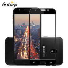 Fintorp Tempered Glass For Samsung Galaxy J3 PRO J5 Prime J7 MAX 2016 2017 Screen Protector for Plus Max 2015