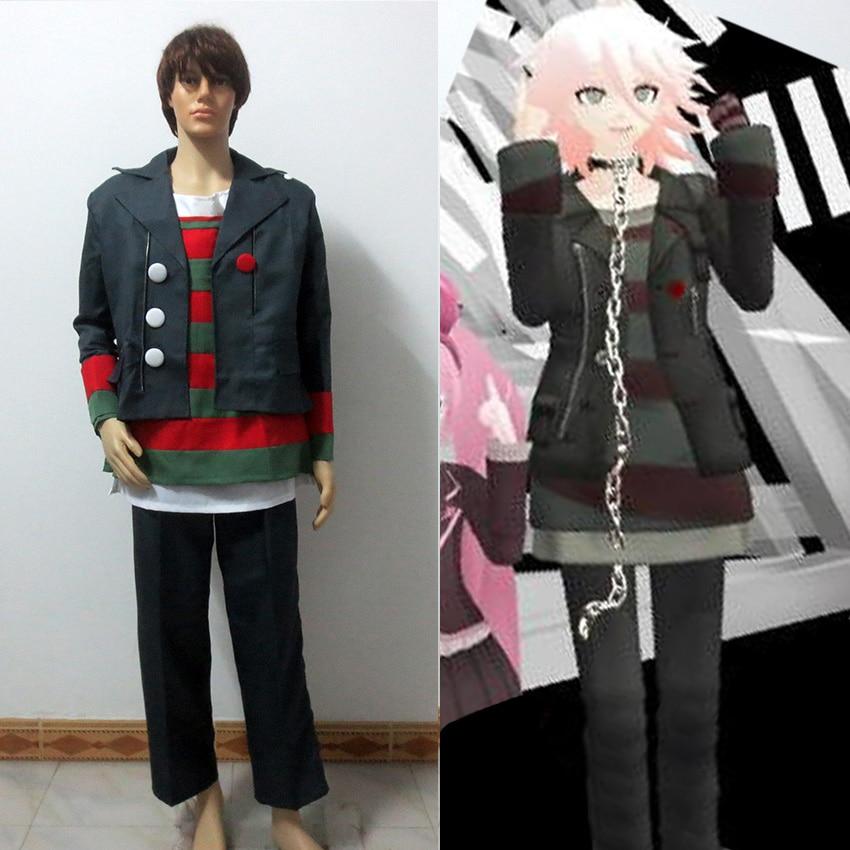 Danganronpa Komaeda Nagito Cosplay Costume New Style