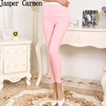 Free shipping Candy Color Elastic Fitness Leggings Women  casual Leggings Pants  Women Leggings 7.8hfx
