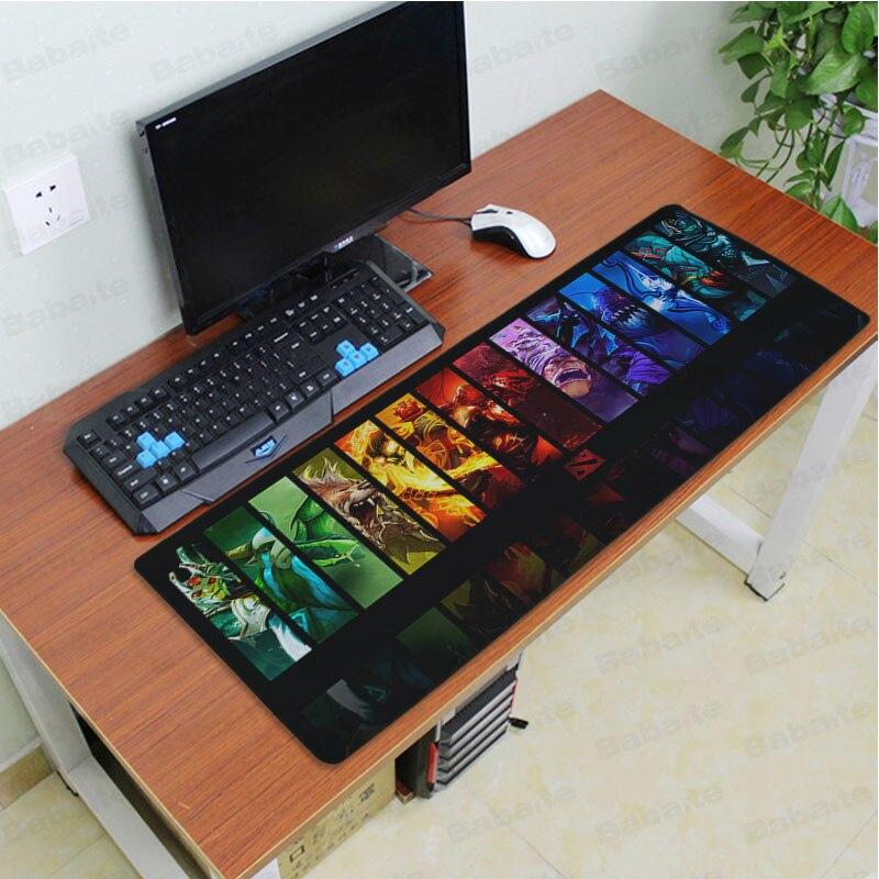 Babaite My Favorite DOTA 2 Gaming Laptop Computer Mousepad Free Shipping Large Mouse Pad Keyboards Mat