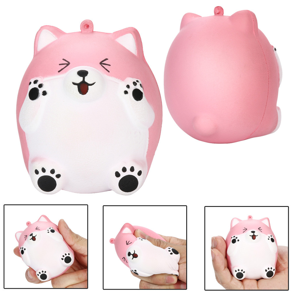 Squishy Antistress Animal Toys Kawaii Collection Cute Bear Slow Rising Cream Scented Toy Stress Relief Gifts For Girls AP04f