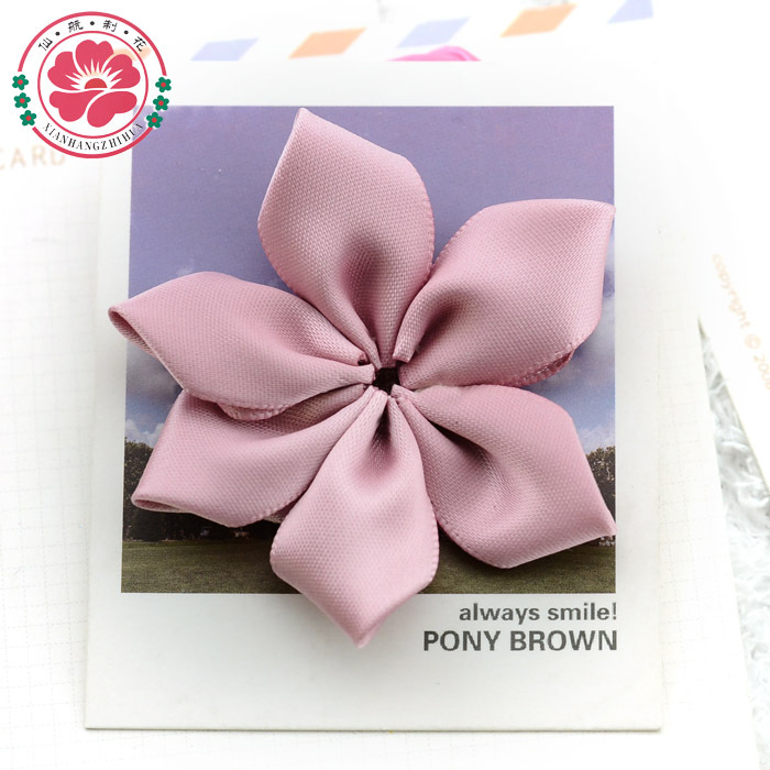 2y 100pcslot handmade facrory satin ribbon flowers making for 2y 100pcslot handmade facrory satin ribbon flowers making for clothes accessories in artificial dried flowers from home garden on aliexpress mightylinksfo
