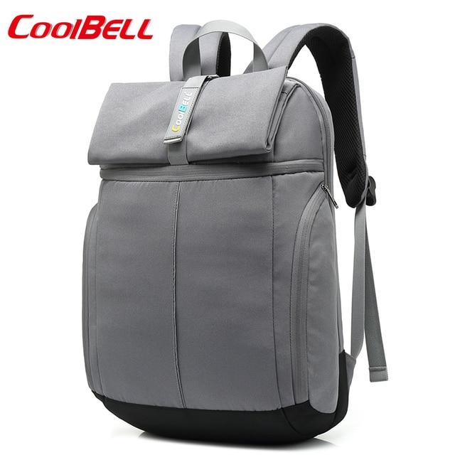 2019 new laptop backck trave bag man woman school bag for macbook 15 inch notebook knapsack for 15.4 15.6 inch computer 7012