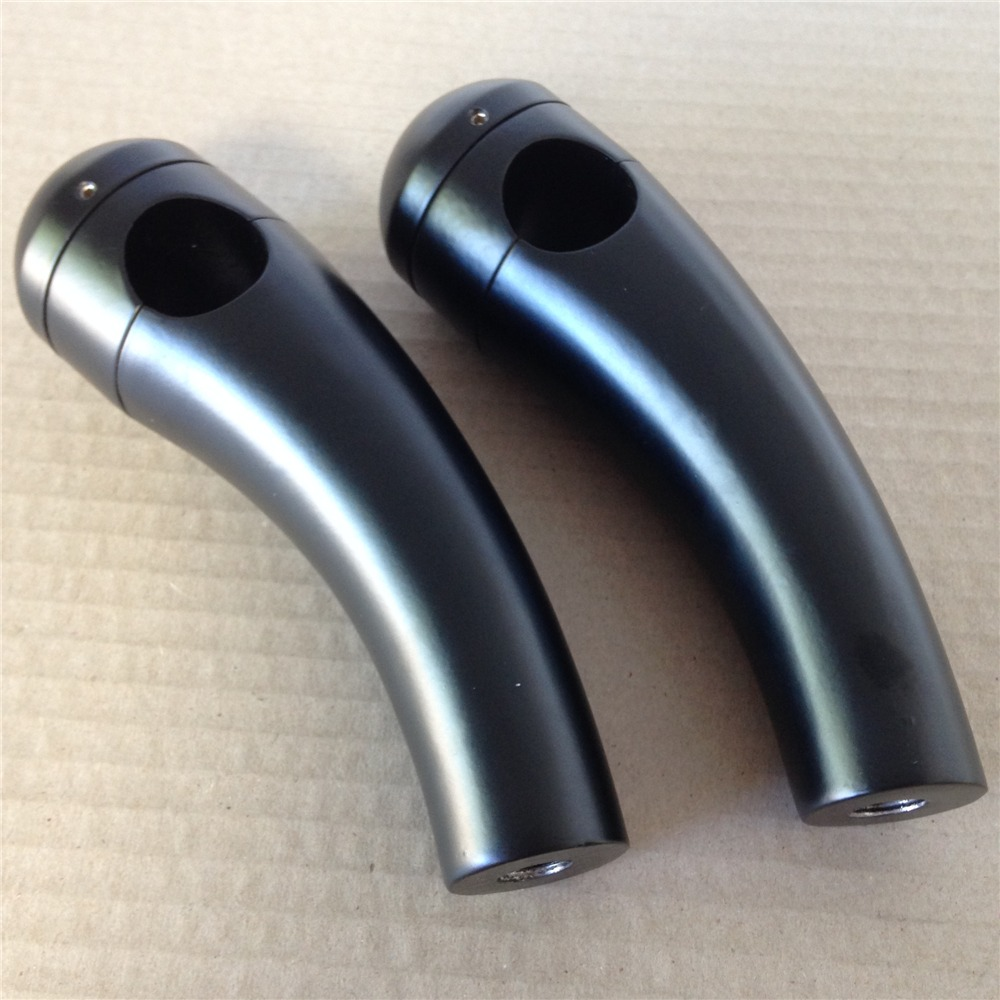 Aftermarket free shipping motorcycle parts 1 Handlebar Risers for Yamaha VTX 1800 Tourer Retro Valkyrie Vulcan 900 BLACK aftermarket free shipping motorcycle parts eliminator tidy tail for 2006 2007 2008 fz6 fazer 2007 2008b lack