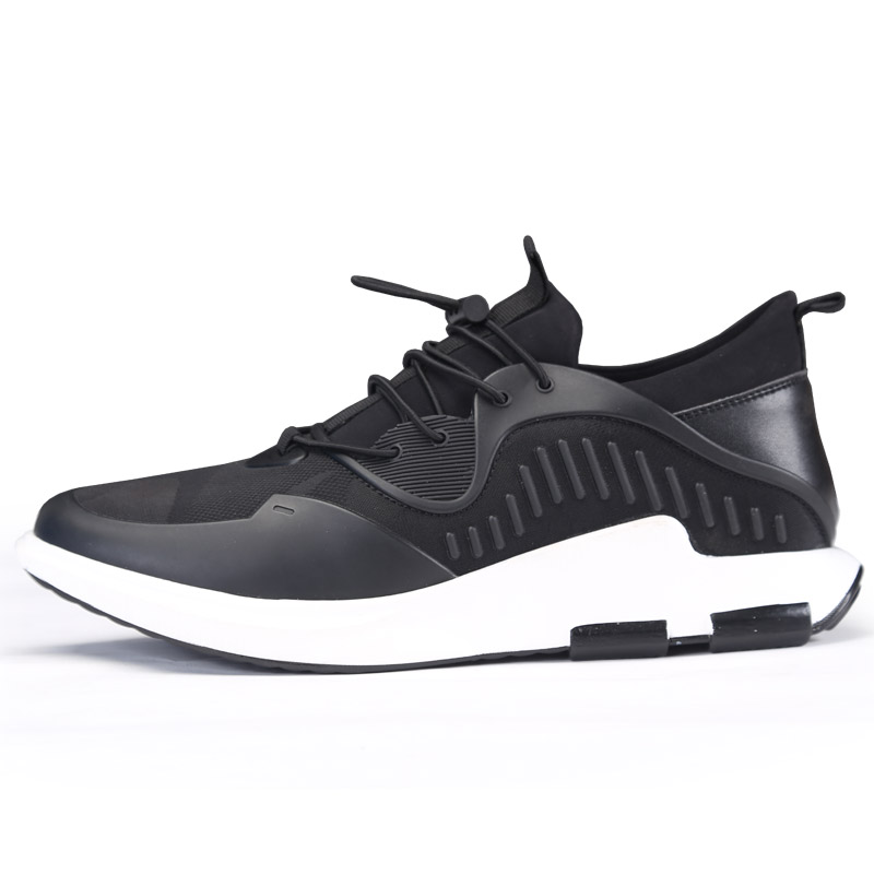 все цены на  X1003 Casual Heightening Elevator Shoes for Boys grow taller 6cm invisibly two colors  онлайн