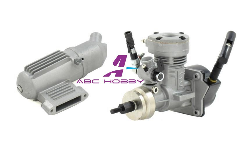 12MX ASP 2CC Motor de brillo de 2 tiempos con silenciador para barcos Nitro RC 72P 12MX con arranque y tubería-in Partes y accesorios from Juguetes y pasatiempos    2