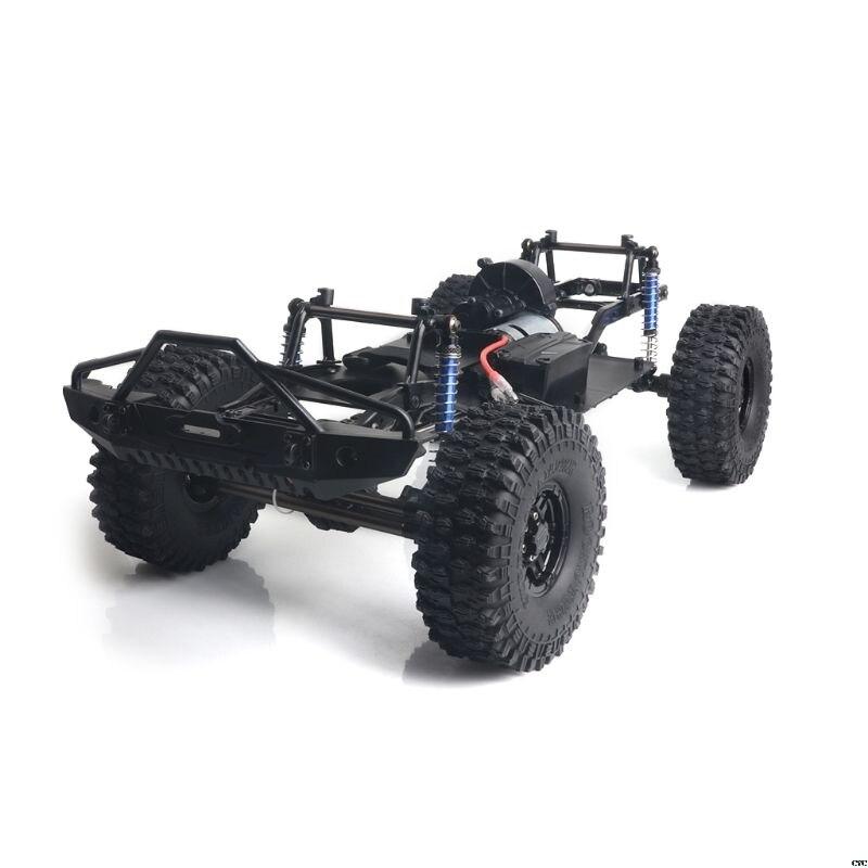 313mm/12,3 pulgadas de distancia entre ejes chasis para 1/10 RC Crawler SCX10 II 90046 90047 coche RC-in Partes y accesorios from Juguetes y pasatiempos    1