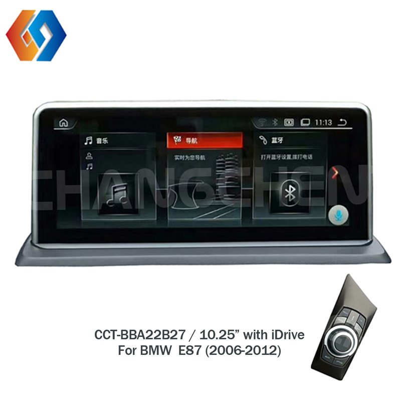 Android Car 10.25 Touch Screen For BMW 1 Series E87 GPS Multimedia Auto Radio Bluetooth WiFi Steering Wheel Control Stereo 27