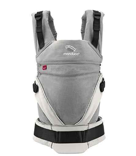 Manduca XT Baby Carrier/Baby Carrier> All-In-One <ปรับได้ต่อเนื่องที่นั่ง, ผ้าฝ้ายอินทรีย์,3 Portage ตำแหน่งสำหรับทารกแรกเกิด