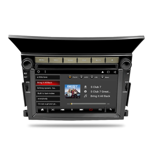 Image 3 - 8 Core أندرويد 9.0 سيارة مشغل ديفيدي الوسائط المتعددة لهوندا الطيار 2009 2010 2011 2012 راديو تلقائي 2 الدين FM لتحديد المواقع الملاحة فيديو ستيريو