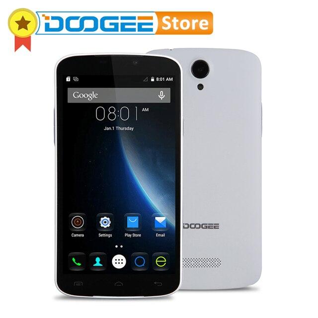 Оригинал DOOGEE X6 PRO 5.5 Дюймов 1280 x 720 MTK6735 Quad Core 2Гб RAM 16Гб ROM Android 5.1 Смартфон GPS WIFI