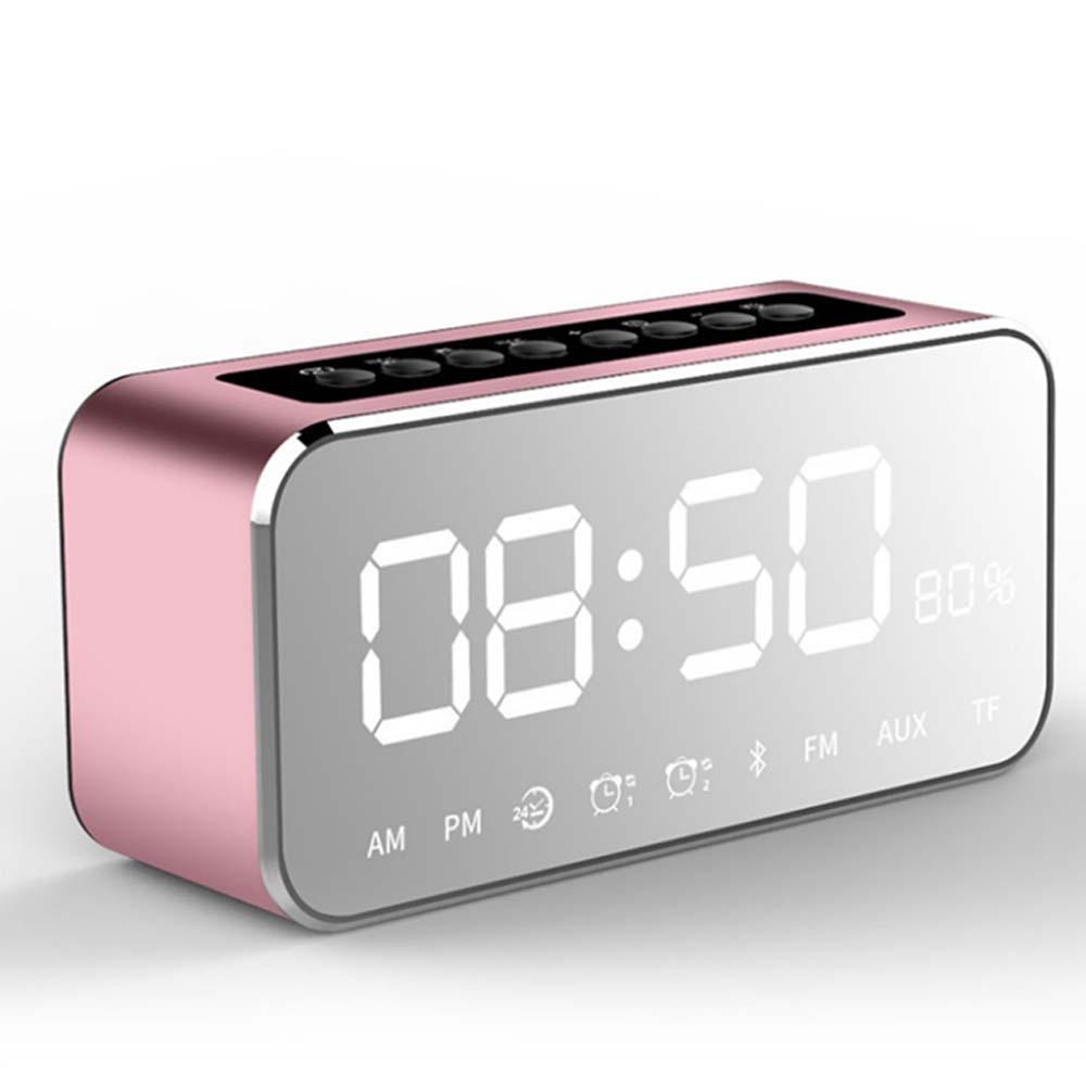 E5312-Mini FM Radio-rose gold