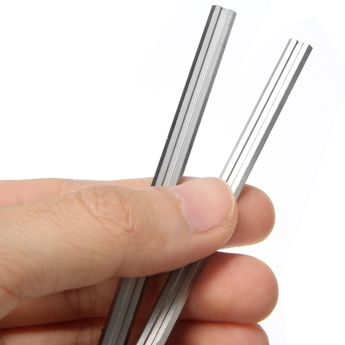 מכונות כביסה ומייבשים 4pcs קרביד 82 * 5.5 * 1.1mm 82mm פלנר סכין עבור Bosch PHO 25-82 / PHO 200 / PHO 16-82 / B34 HM פלנר חם בליידס מכירה (2)