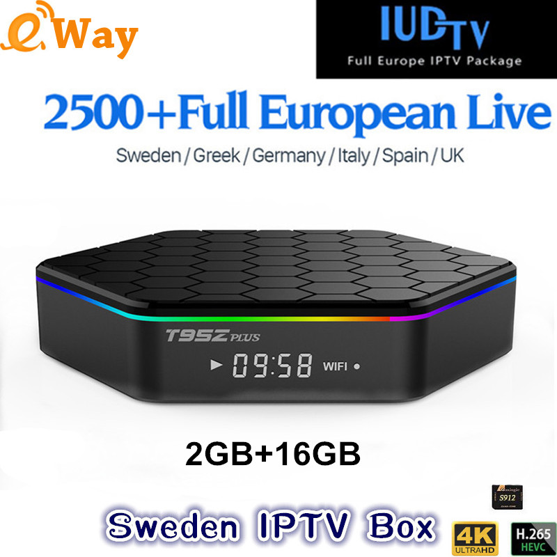 Tv Receivers Home Audio & Video Symbol Of The Brand With1 Year Italy Iptv Included T95z Box Configured Spain French Germany Albania Ltaly Portugal Ex-yu Europe Xxx Set Top Box