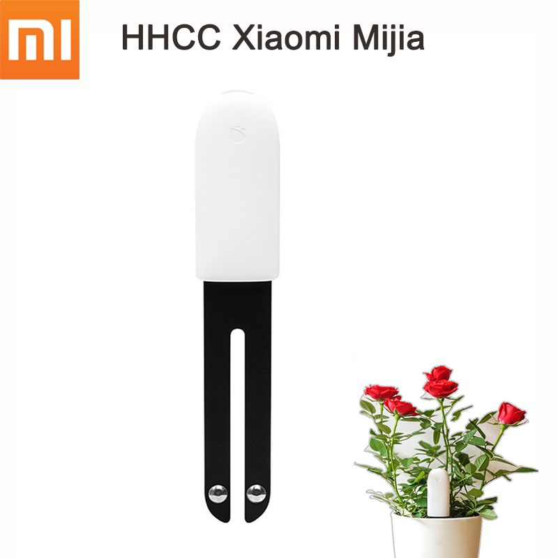 Original Xiaomi Mijia Mi Flower Monitor Plants Grass Soil Water Light Smart Tester For Xiaomi Flora Monitor Sensor Garden HHCC