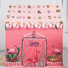 Театр для детей мультфильм Animail тематические палатка-замок Купол Крытый детские игрушки, игры на открытом воздухе палатка обувь девочек мальчиков подарки