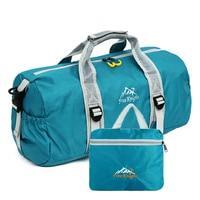 Women Men Foldable Large Luggage Travel Bags Men S Sports Handbag Duffle Bags 2016 New High