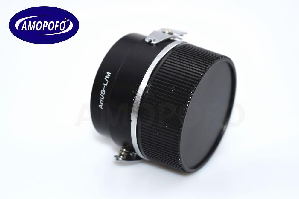 ARRI / S-LM Adapter Arriflex Arri S Objektiv auf Für Leica M L / M - Kamera und Foto - Foto 4