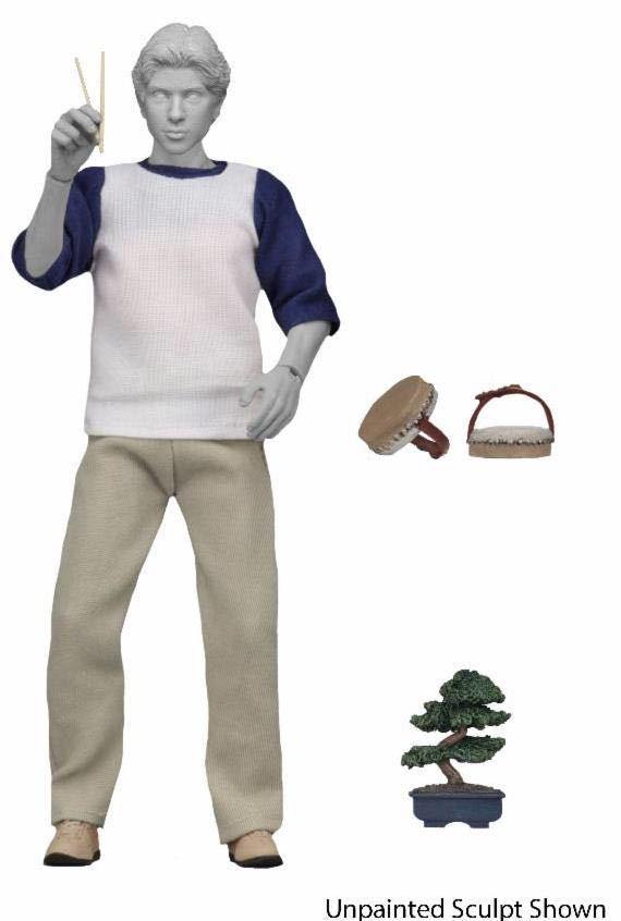 Neca The Karate Kid Daniel Mr. Miyagi Johnny VESTITA 3 Pack Action Figure Giocattolo-in Action figure e personaggi giocattolo da Giocattoli e hobby su  Gruppo 3