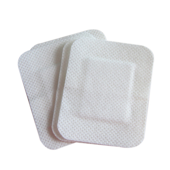50pcs/box Medical Wound Dressing Tape 6cmX8cm Large Breathable Non-woven Hypoallergenic Band-aids Home Family First aid Supplies el izi okumali silah kasası